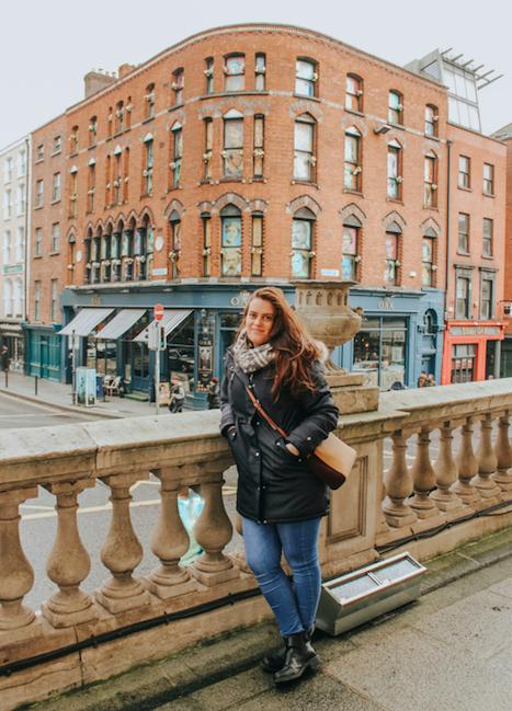 upoznavanje s irskom osobom